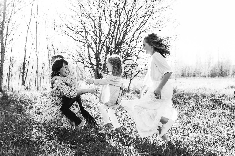 Kesän ensimmäinen perhekuvaus - valokuvaaja Kouvola 42
