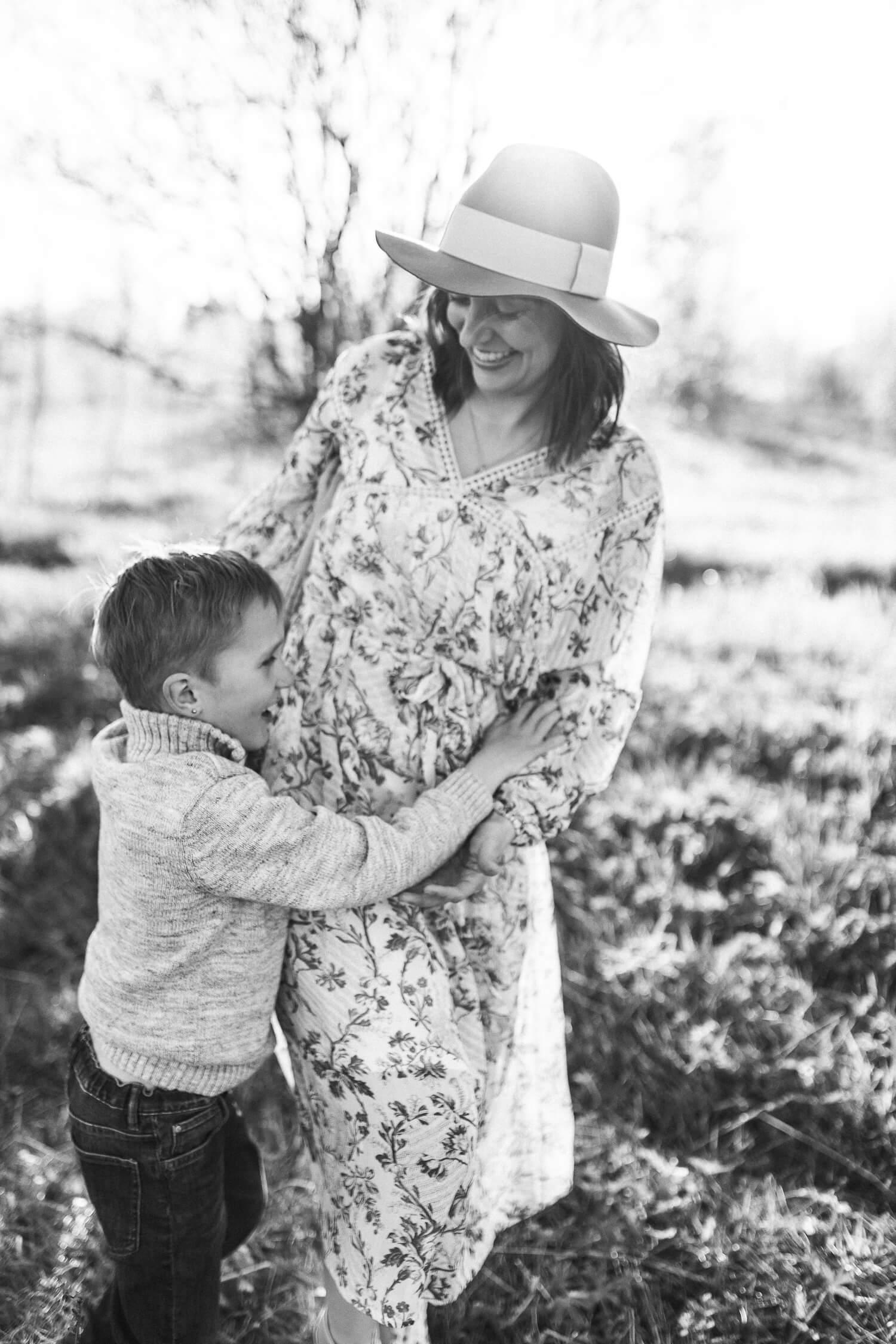 Kesän ensimmäinen perhekuvaus - valokuvaaja Kouvola 22