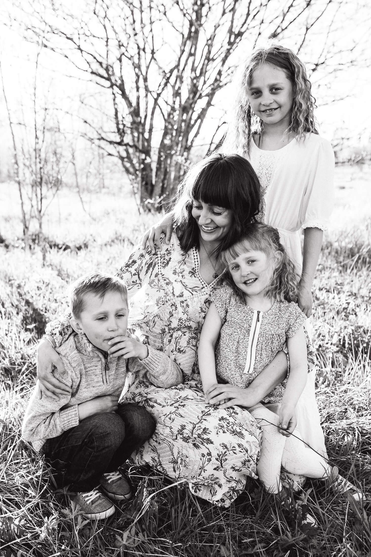 Kesän ensimmäinen perhekuvaus - valokuvaaja Kouvola 40