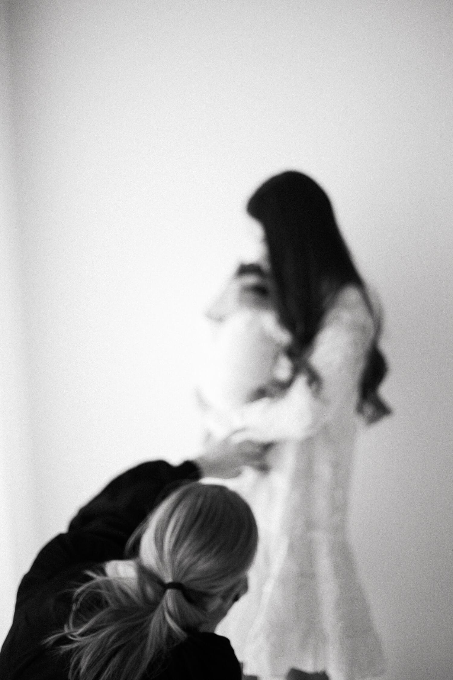 Helia Visuals workshop - ajatonta newbornkuvausta oppimassa. 26