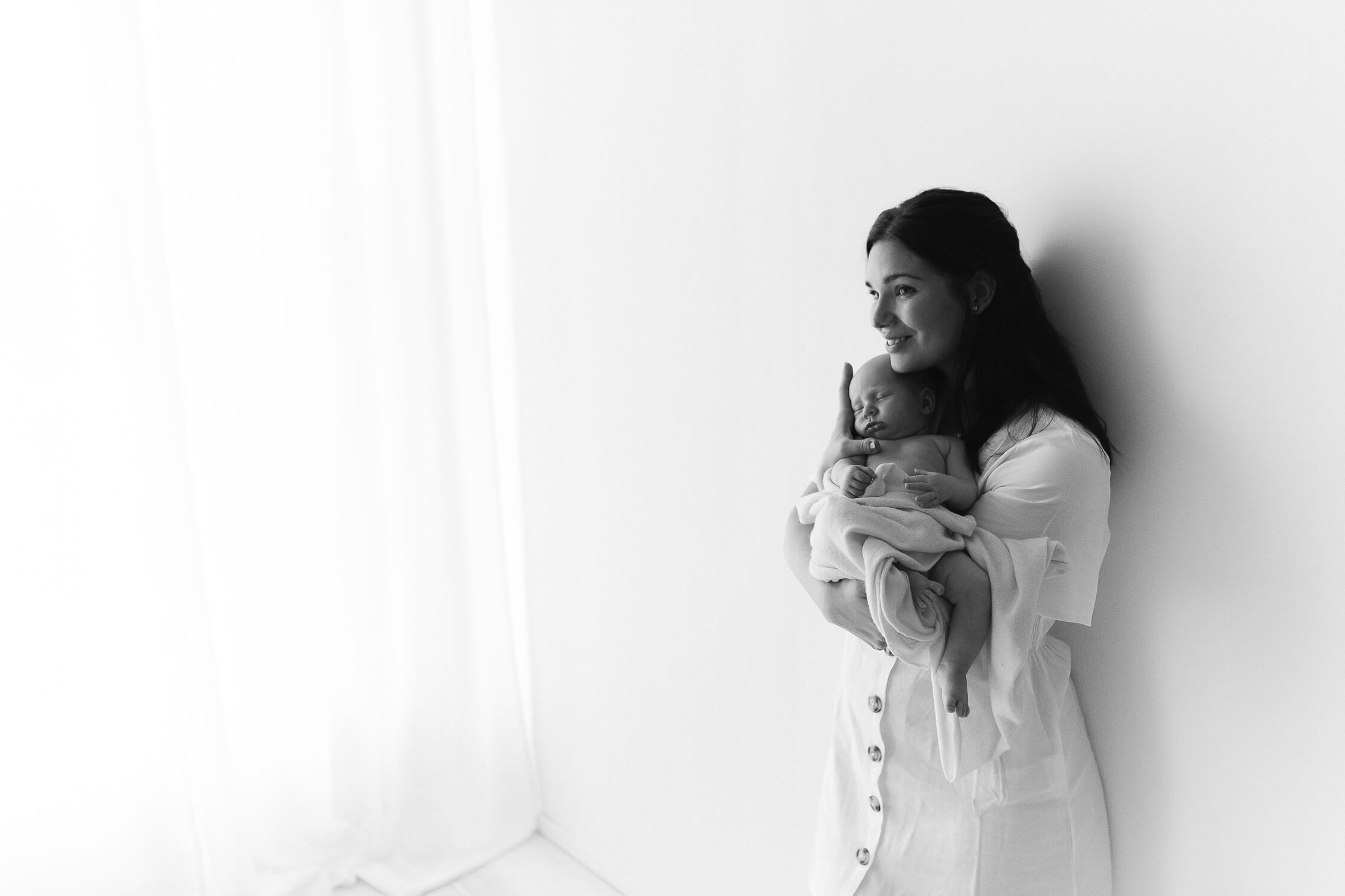 vauvakuvaus kouvolassa studiolla